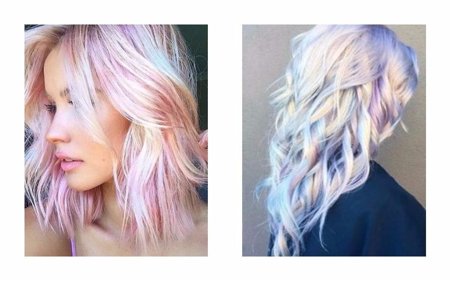 Pearl hair  la tinta per capelli più cool del momento - GlamStyler 32799ccac3a0