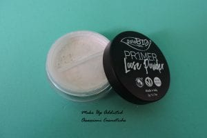 Recensione PuroBio Primer Loose Powder