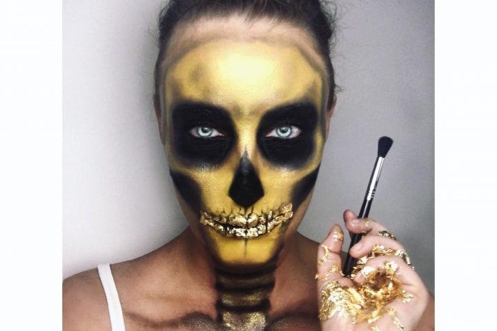 Trucco Halloween veloce: idee idratanti e mostruose