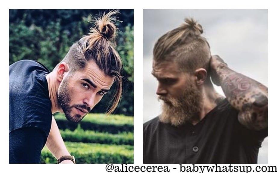 Foto capelli medio lunghi uomo